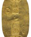 古銭小判金の種類と価値 高い小判金は900万円以上の価値